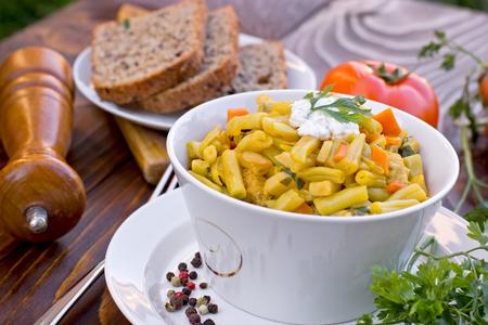 judia verde: judías verdes - comida saludable