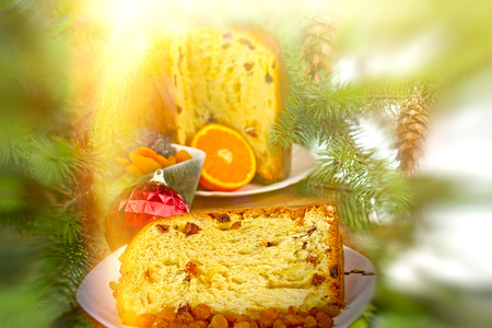 weihnachtskuchen: Italienische Kuchen - Weihnachtskuchen