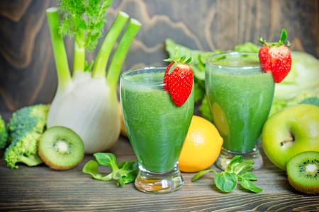 inmunidad: batido verde en nuestra dieta para aumentar la inmunidad