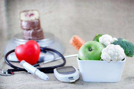alimentacion balanceada: Proper and balanced diet to avoid diabetes
