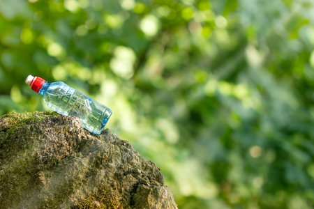 purified: Bottled spring water - purified water