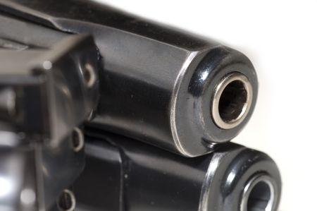 9 mm handguns