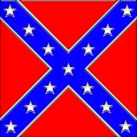 confederacy: US Confederacy flag