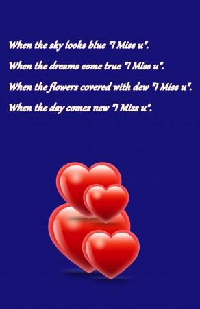 beloved: Valentine card