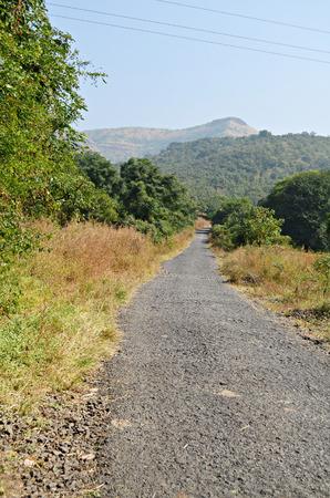 long way: Long way to gosihagadPoonaMahrshtraIndia