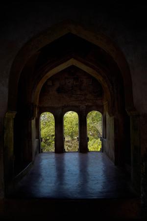 maharashtra: Panhala fort ,Kolhapur , Maharashtra ,India