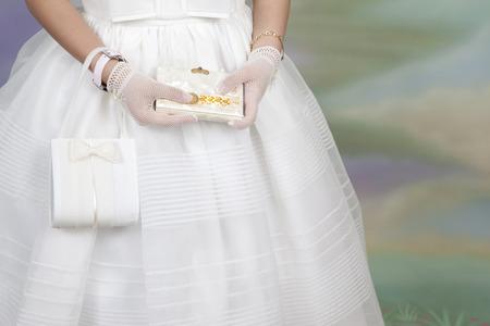 first communion hands