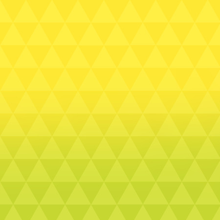 transition: The geometrical pattern of triangles. Bright color transition. Retro background.
