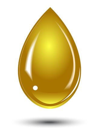 goccia di miele oro, goccia d'oro, ambra goccia