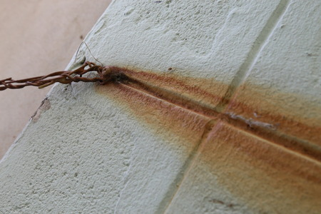 rusty: rusty wall