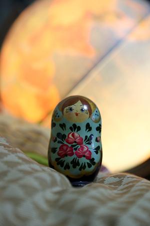 matryoshka doll: Matryoshka Doll Stock Photo