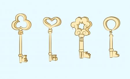 oude sleutel: Oude sleutel