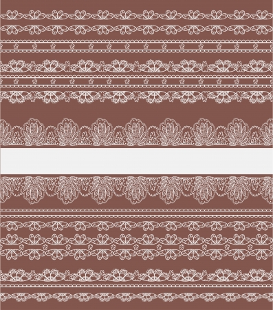 Pattern Background with lase.
