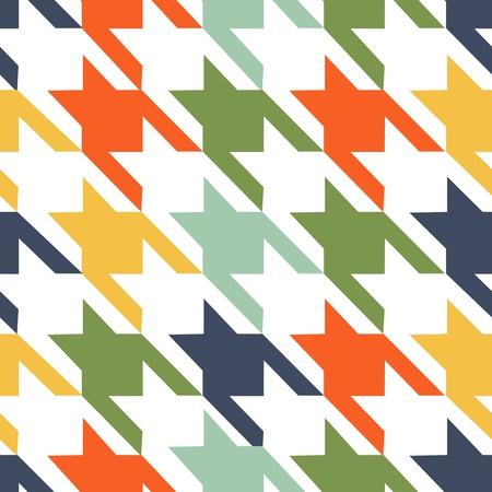 trendy stof patroon