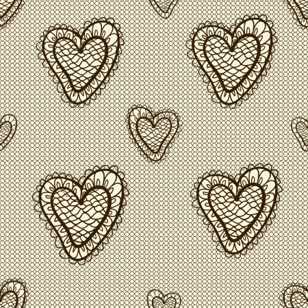 seamless  lace background photo