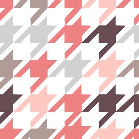 トレンディなファブリックのパターン  イラスト・ベクター素材