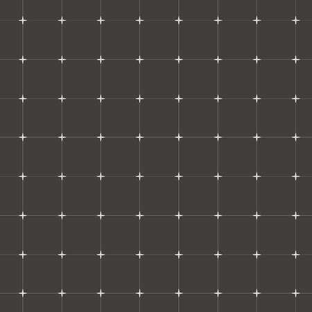 사각형의 기하학적 타일을 반복