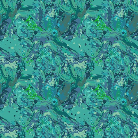 abstract artistic seamless pattern Vector