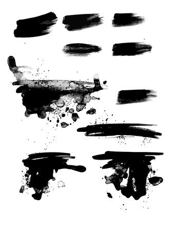 muddy: brush strokes