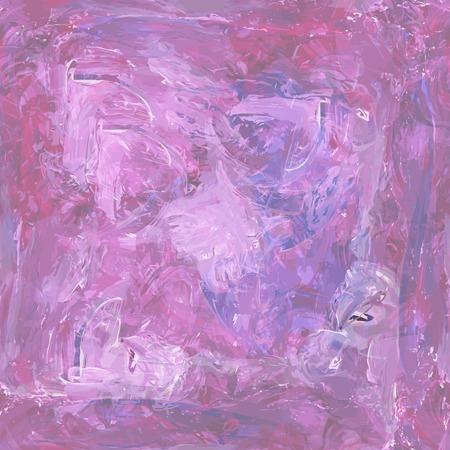 abstracte artistieke naadloze patroon
