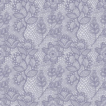 seamless lace pattern  イラスト・ベクター素材