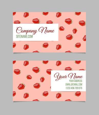corporative: Vector business card template. This file can be used for advertising, print design. Visit card, invitation, greeting card.