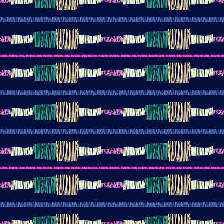 Abstract seamless pattern Vectores