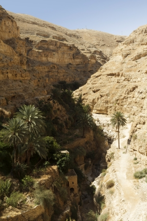 Monastery of St. George in Israel photo