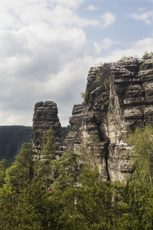 czech switzerland: rocce in Svizzera Ceca