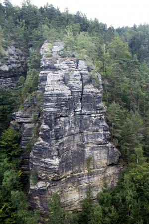 czech switzerland: rocce in Svizzera Ceca