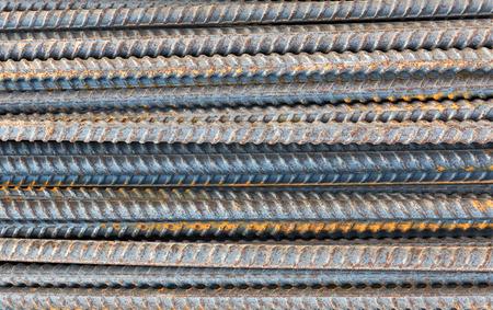 steel reinforcement for concrete structures photo