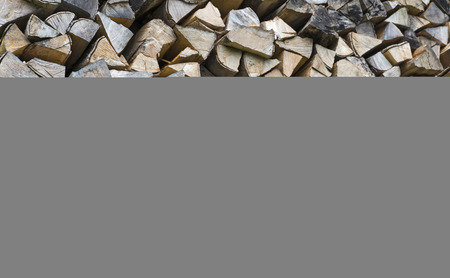 nicely: wood nicely stacked natural background