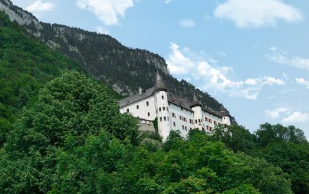 relaxen: Tratzberg beautiful castle in Austria, Tyrol