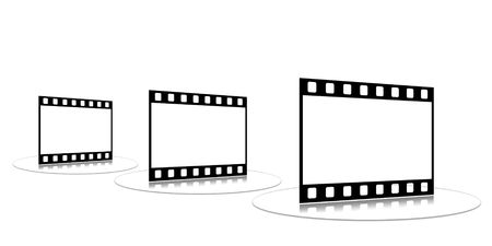 allocate: Shots on a white background on a transparent support