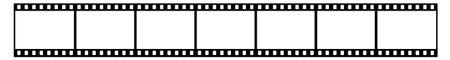 allocate: Seven shots on a white background