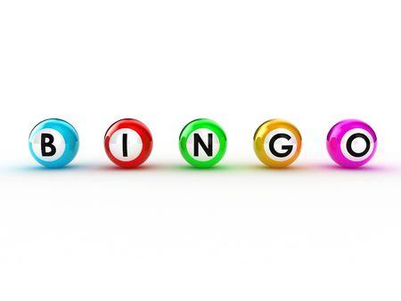 bingo: Ilustraci�n de bolas para el juego de bingo