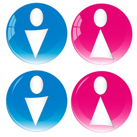 toilet icons: restroom toilet icons male female boys girls
