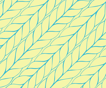 Background with diagonal braids. Endless stylish texture Illustration