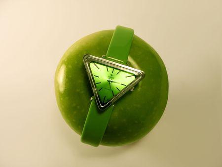 apple & watch