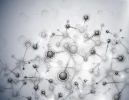 Résumé de fond de la structure moléculaire