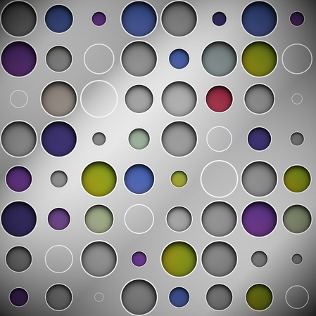 Background with colorful circles  Eps 10 Stock Vector - 13439439