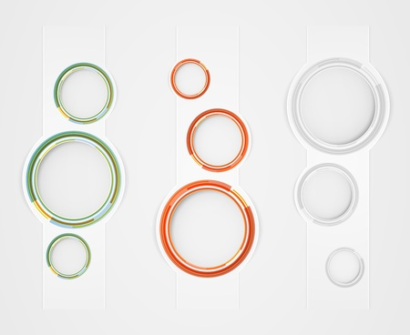 Patterns of paper for your text  Stock Vector - 13624823