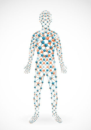 molecular structure: Man of the molecules