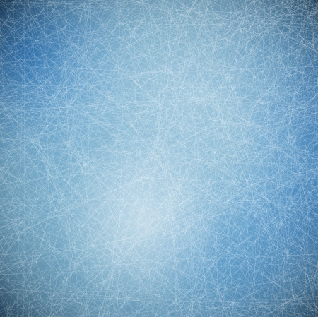 rink: Ice background with lines  Illustration