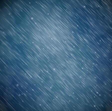 дождь: Естественный фон с дождем