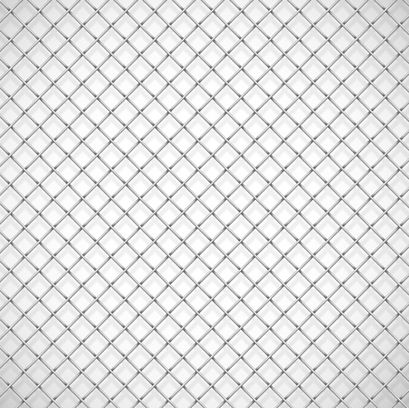metal grid: Background texture the cage