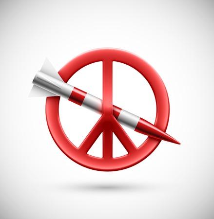 no war: No war, peace sign, eps 10