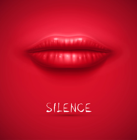 Abstract silence background