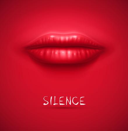 �silence: Fondo abstracto de silencio