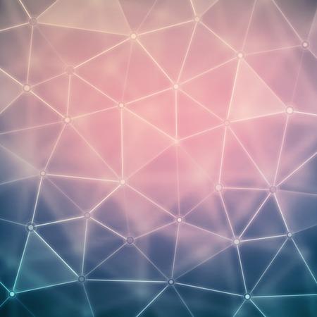 多角形、eps 10 と背景